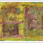 #203Y Double Buddha-gold